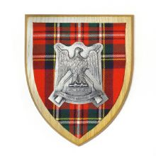 Scots DG - Regimental Wall Plaque